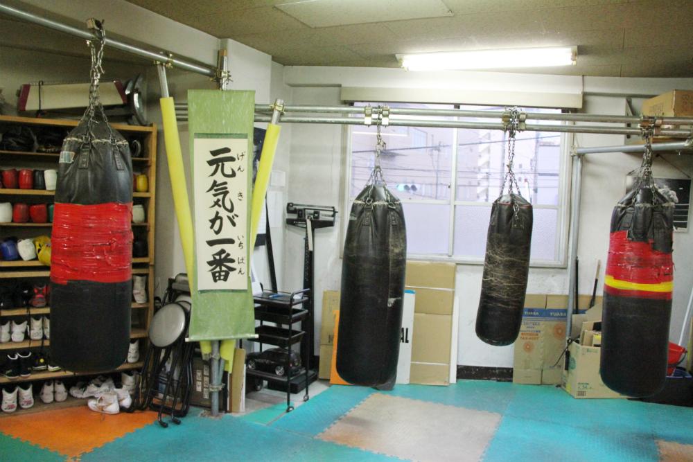 関ボクシングジム Gym Navi